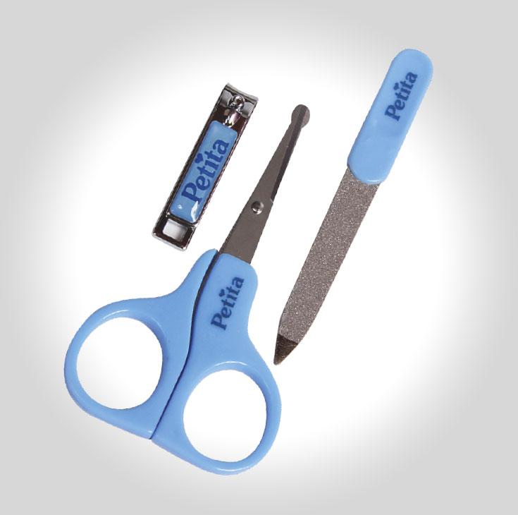 Kit Manicure Azul
